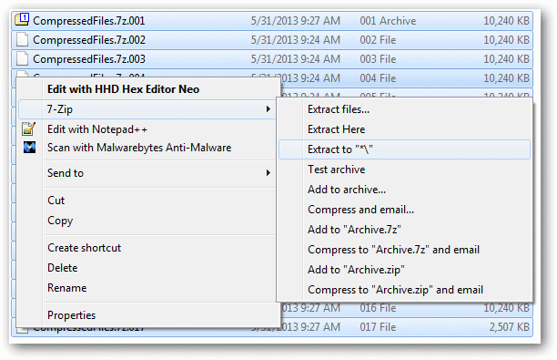 Join-multiple-archive-files-with-7-Zip
