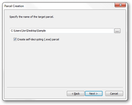 Make-a-self-decrypting-file-with-Silver-Key