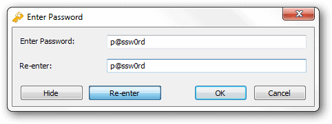 Enter-a-password-that-can-be-used-for-decrypting-a-Silver-Key-parcel