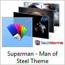 download-man-of-steel-theme