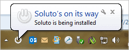 View-the-notification-that-Soluto-is-successfully-installing