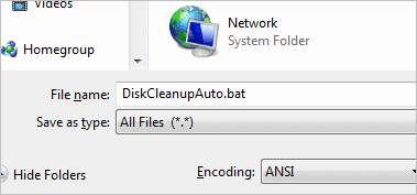 Run-Disk-Cleanup-automatically
