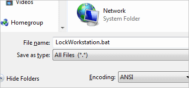 Lock-a-computer-automatically