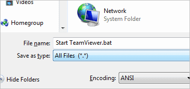 Open-TeamViewer-automatically