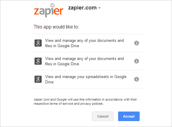 Give-Zapier-full-access-to-Google-Drive