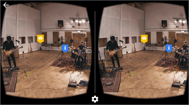 inside abbey road vr apps for android