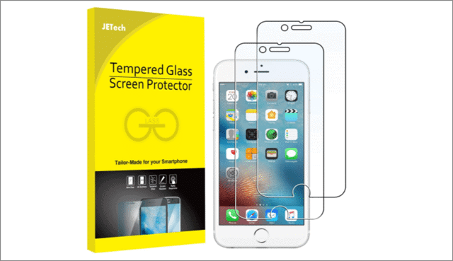 je tech iPhone 6/6S Screen Protector