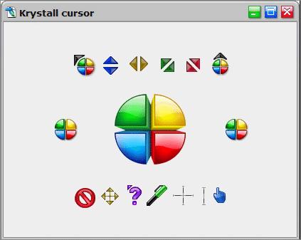 krystall mouse icons