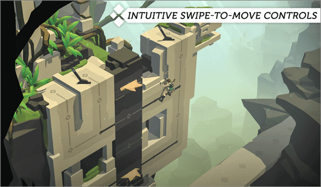 lara croft go best puzzle games for android