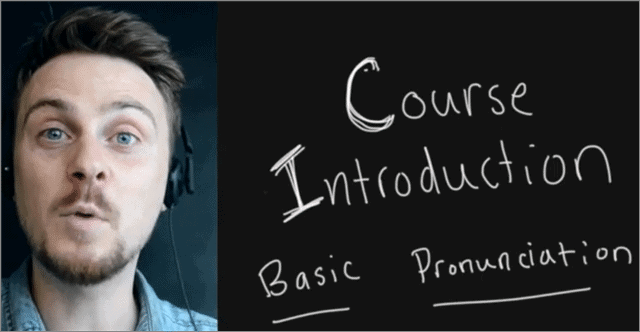 american accent training and basic pronounciation from skillshare