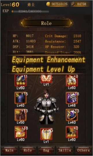 legend of darkness offline android games1
