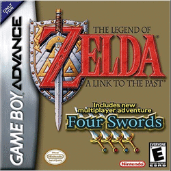 legend ofzelda a link to the past with four swords 1