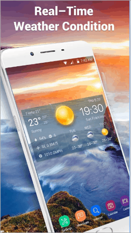 local weather best weather app for android