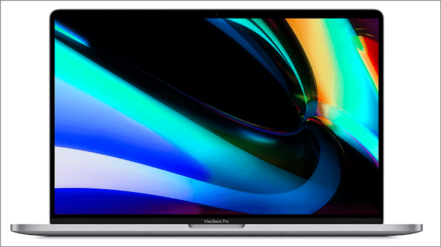 macbook pro 16 best laptops for video editing