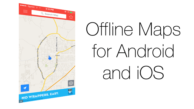 How to Download and Use Offline Maps on Android and iOS Download Offline Map For Android on
