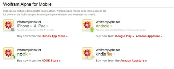 wolfram-mobile-app-download-page