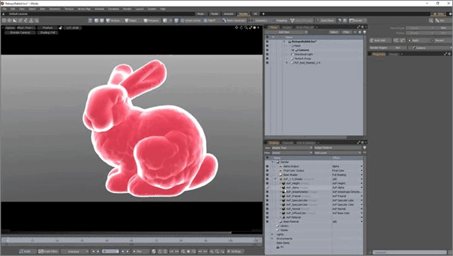 modo 3d animation software