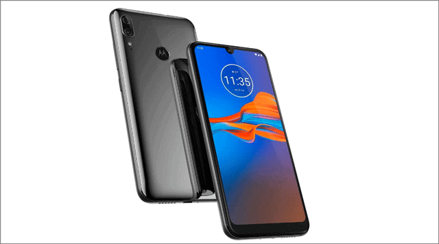 moto e6 plus cell phones with removable batteries