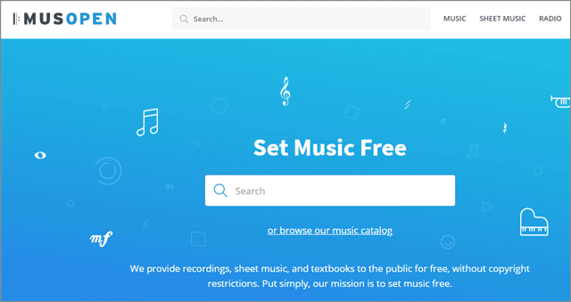 musopen free music download sites