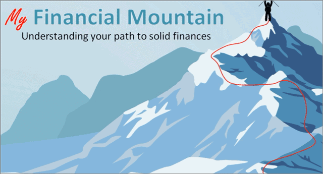 my financial mountain