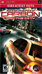 need for carbon psp games 1