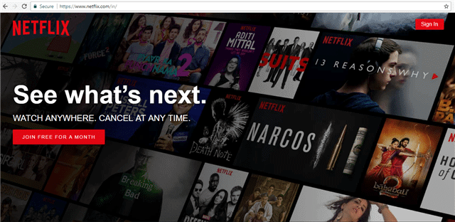 netflix apps for android tv 1