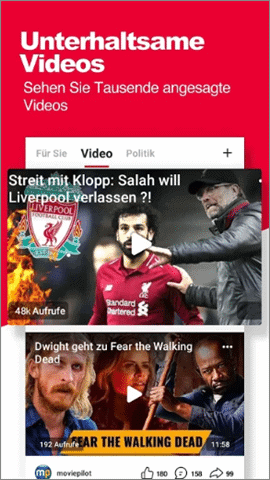 news republic best android news app