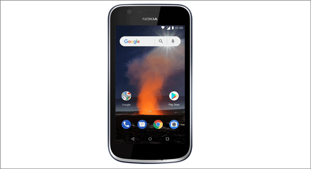 nokia 1 removable battery phones