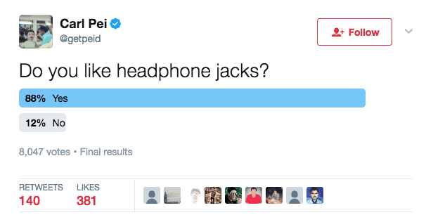 oneplus 5 headphone jack carl pei