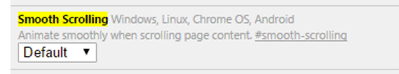 smooth-scrolling-chrome-flags