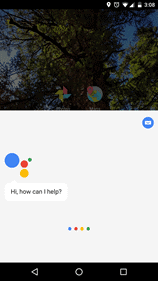 Google-Assistant-in-action