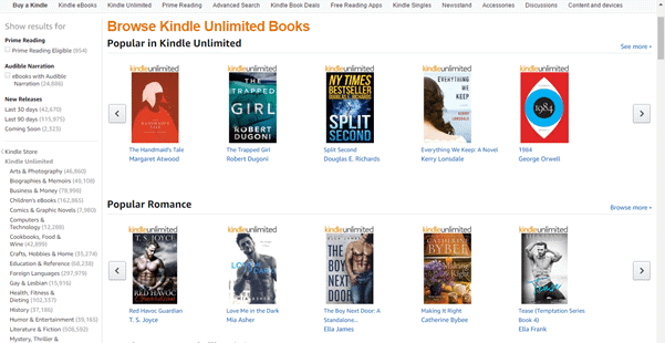 What is Kindle Unlimited and is it Worth Subscribing?