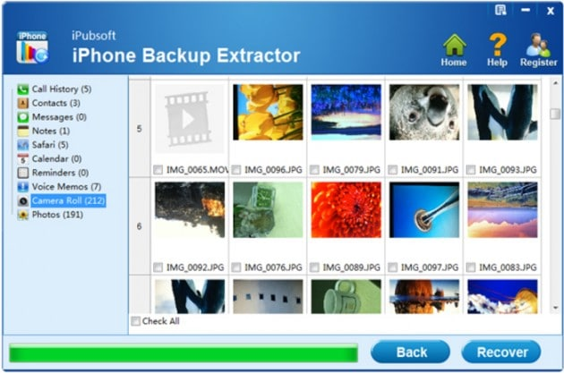 ipubsoft iphone backup extractor how to recover accidentally deleted photos on your iphone 8394