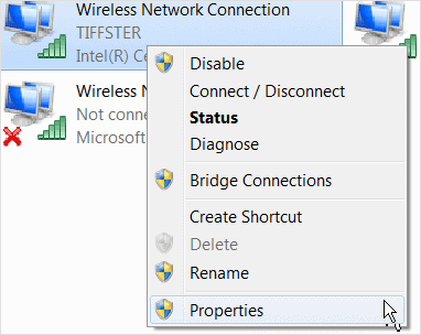 selecting-properties-under-network-connection