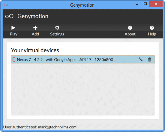 Genymotion can be used to emulate a number of Android devices and you can set up as many as you need.