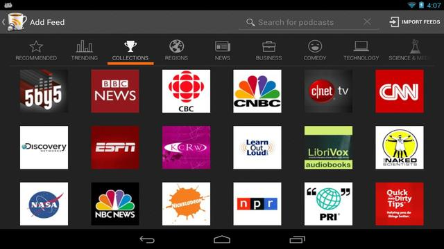 Best Podcasting Apps for Android