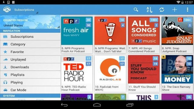podcasting-apps-android