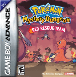 pokemon mystery dungeon gba games 1