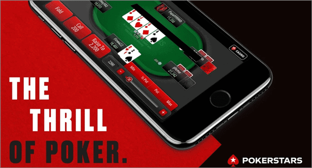 pokerstars Android card games