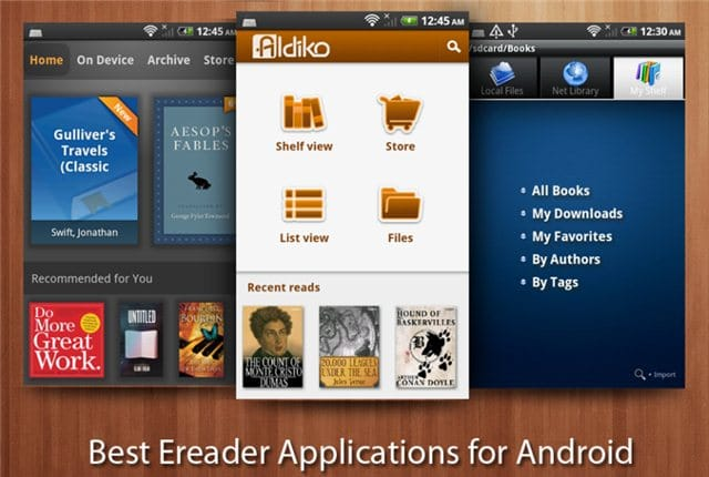 Best Websites To Download Free ePub and PDF EBooks