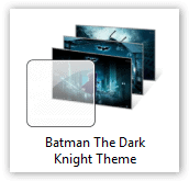 Windows 7 Themes : The Dark Knight Wallpapers & Theme For