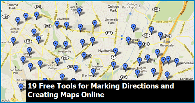 15+ Free Tools for Marking Directions & Creating Maps Online Yahoo Maps Walking Directions Map on maps travel directions, maps driving directions, maps directions from to,