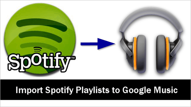 How To Import Spotify Playlists To Google Music With Portify