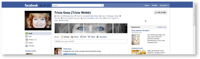 Create Your Own Custom Facebook Profile Banner