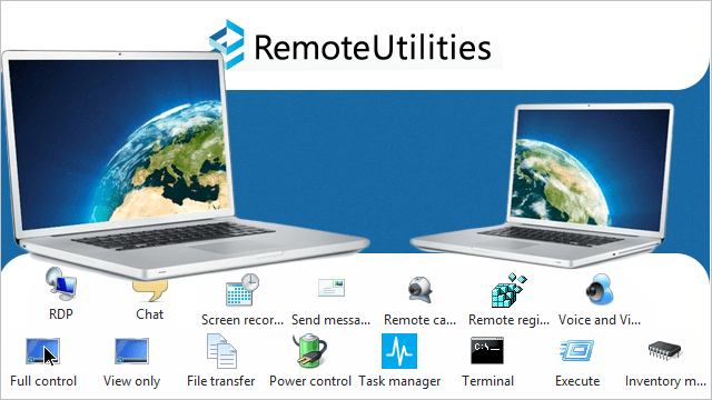 Remote Utilities - The Best Remote Support Software
