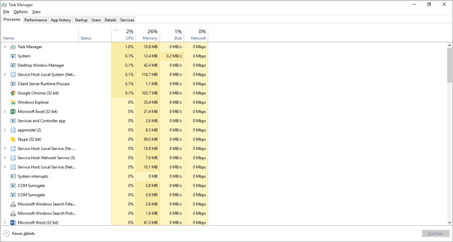 Complete Guide to Using the Task Manager in Windows 10
