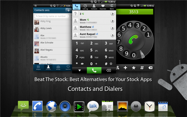 Best Alternative Dialers For Android Beat The Stock