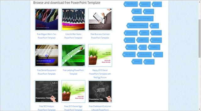 Best sources for free powerpoint templates and themes powepoint resources toneelgroepblik Images