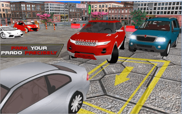 pradoparking offline android games