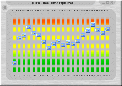 real time equalizer for windows 10